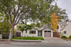 407 Laurel Ave, Menlo Park 94025
